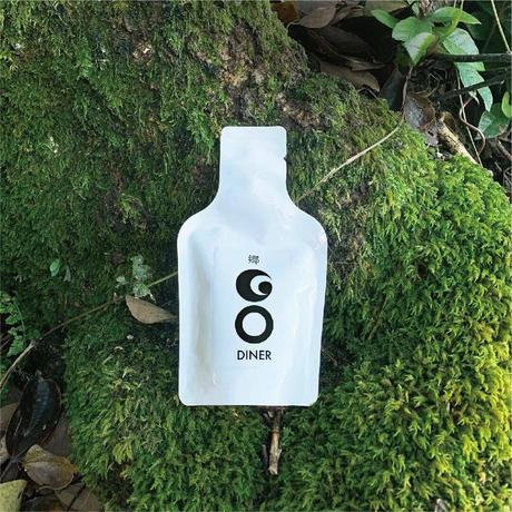野遊び用日本酒「GO POCKET」VINTAGE(100cc ) 熟成古酒