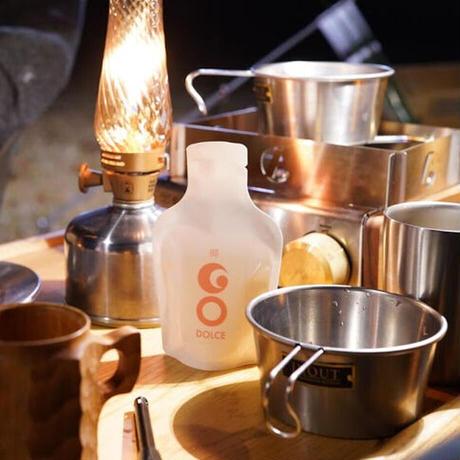 野遊び用日本酒「GO POCKET」LIGHT(100cc ) 軽く飲みやすい低アルコール日本酒