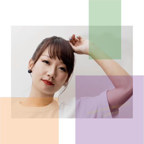 origami Home Sessions EP -TSUNEI Ver.- サイン&イラスト付き