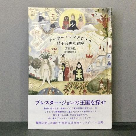 宮田珠己 著, 網代幸介 画「アーサー・マンデヴィルの不合理な冒険」