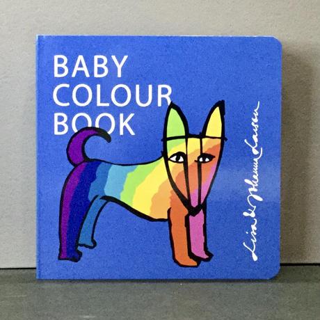 リサ&ヨハンナ・ラーソン「BABY COLOUR BOOK」