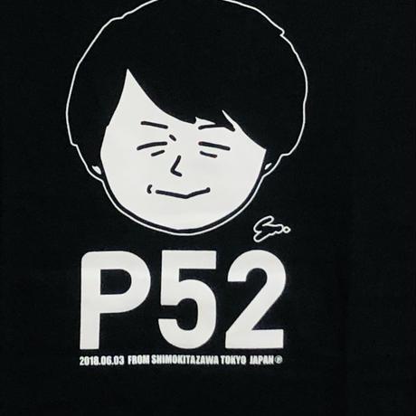 P52Tシャツ (黒)