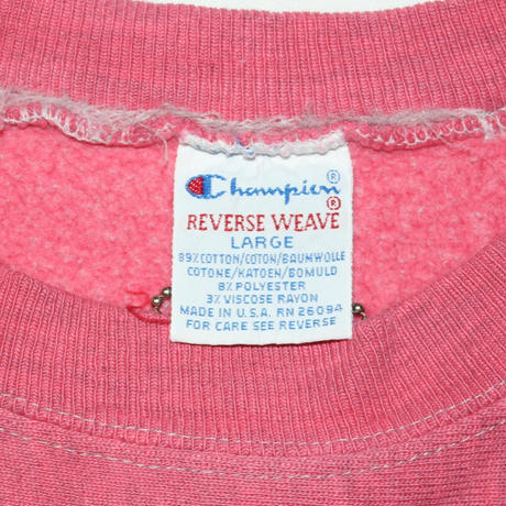 CHAMPION REVERSE WEAVE  OVER DYE #F