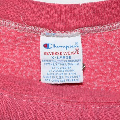 CHAMPION REVERSE WEAVE OVER DYE #B