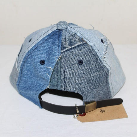 KNIFEWING / ナイフウイング 6PANEL CAP / PW DENIM