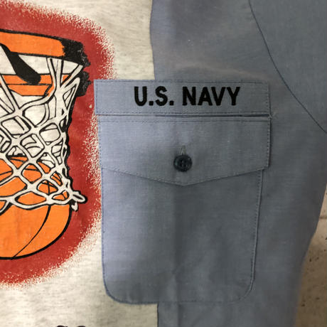 KNIFEWING US NAVY SPORTS TEE / CHICAGO BULLS