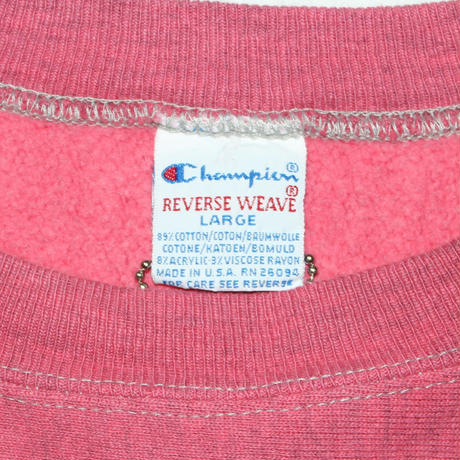CHAMPION REVERSE WEAVE OVER DYE #G