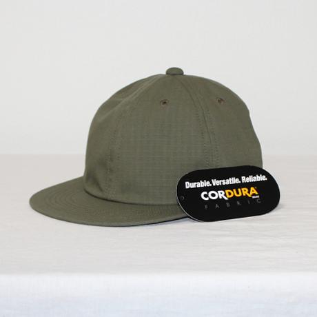 KNIFEWING CORDURA LIP 6 PANEL CAP / ナイフウイング コーデュラ リップ 6パネル キャップ