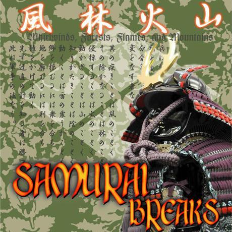 Samurai Breaks (Vinyl)