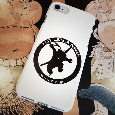 Ninja Kutry iPhone case