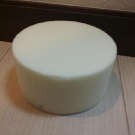 ケーキ型 レインボーフォーム オアシス アイボリー 1個