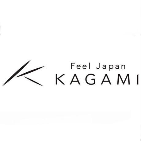 KAGAMI 江戸切子 ペア冷酒杯「結」