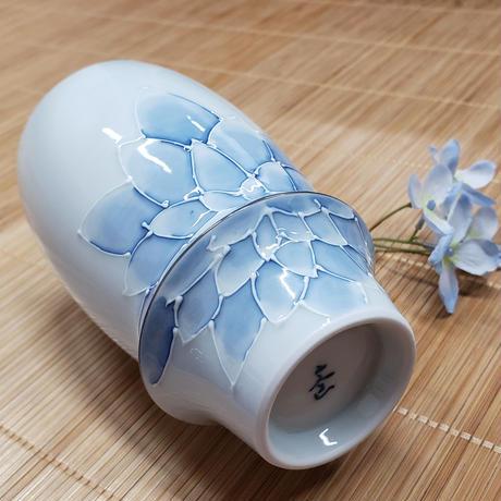 プレミアムビアグラス ダリア 有田焼