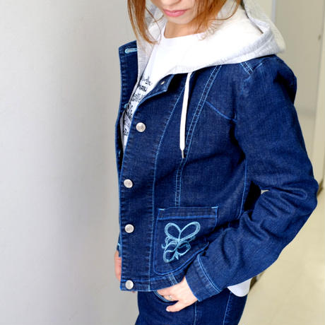 RITSUKO SHIRAHAMA デニムジャケット 9251980