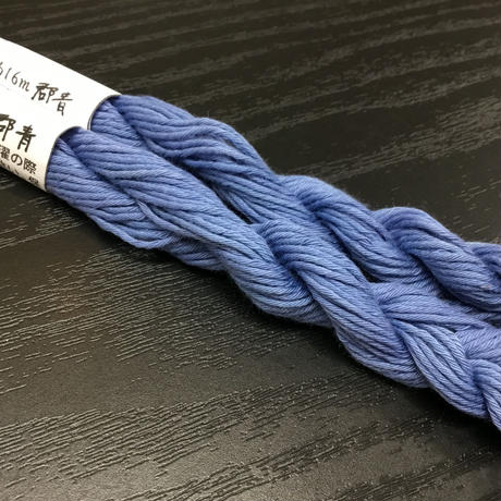 津軽こぎん糸 ブルー系