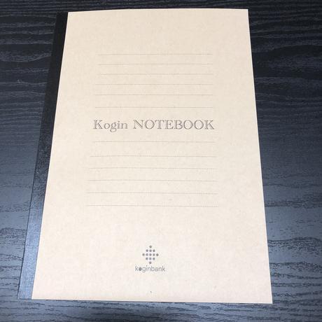 改訂版  Kogin  NOTE BOOK