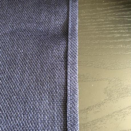 こぎんドゥエル紺 帯巾33㎝ 限定販売