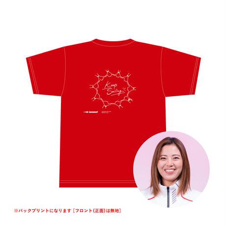 [中田夕貴 選手]チャリティ Tシャツ