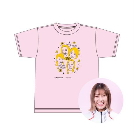 [山崎小葉音 選手]チャリティTシャツ