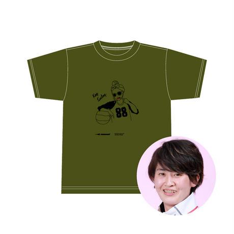 [蜂須瑞生 選手]チャリティTシャツ