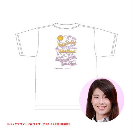 [西舘果里 選手]チャリティTシャツ