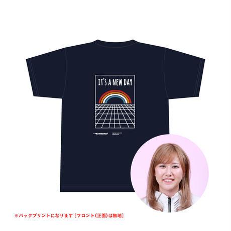 [大橋由珠 選手]チャリティ Tシャツ