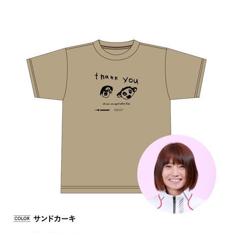 [浜田亜理沙 選手]チャリティTシャツ