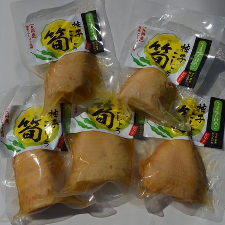 柚子こしょう竹ちゃん  お得な5個セット