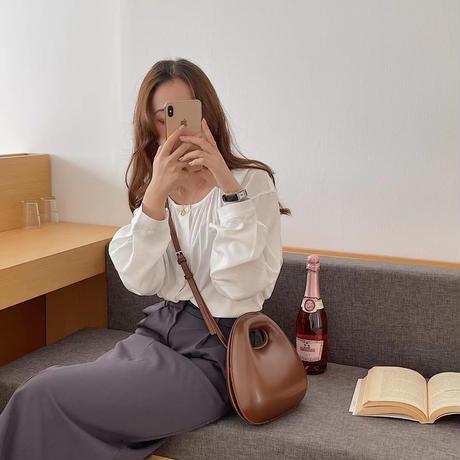 秋新作入荷【 2021aw 】ぷっくりころろんバッグ