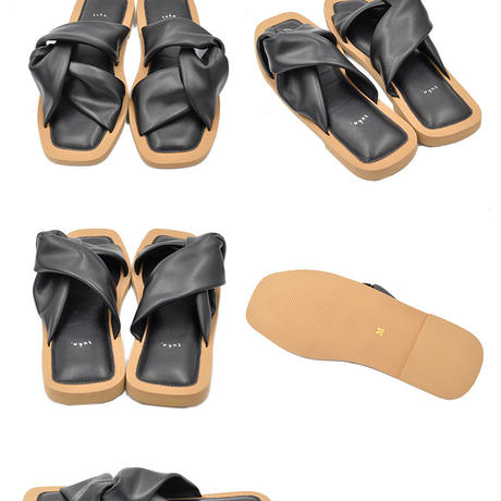 Turban Soft Sandal 1-7472