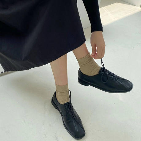 Soft Laceup shoes【1-8805-16】