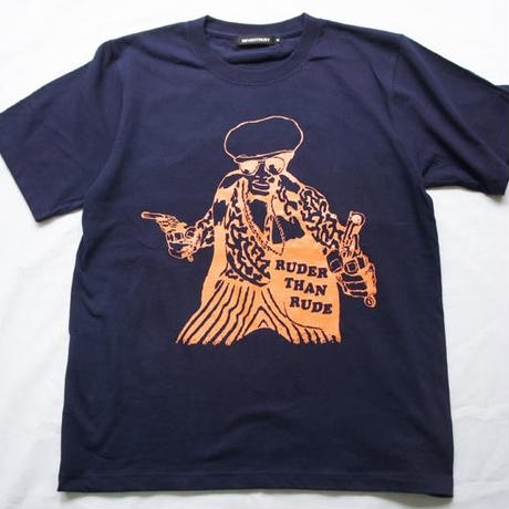 ネバートラスト THE HARDER THEY COME TEE