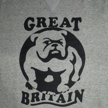 オリジナルJOHN SWEAT JUMPER -BULLDOG-