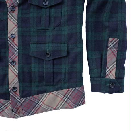 オリジナルJOHNTWEEDCARDIGANJACKETGREEN