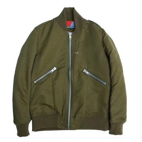 オリジナルJOHN MK3 FLIGHT JACKET OLIVE/BLACK