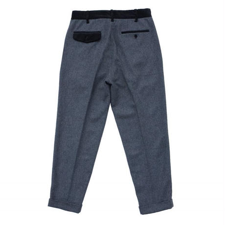 オリジナルJOHN PEG TROUSERS GREY