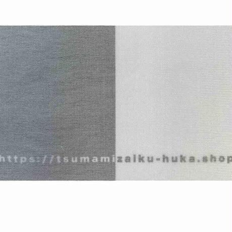 正絹羽二重 6匁 固糊 巾約42cm×長さ約42cm