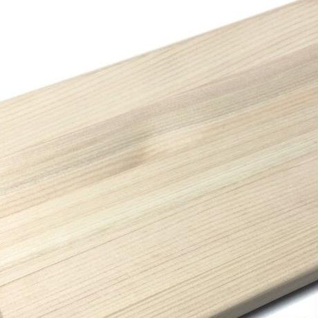 つまみ糊板 ひのき集成材  節なし 約22cm×約14.5cm×約1.5cm