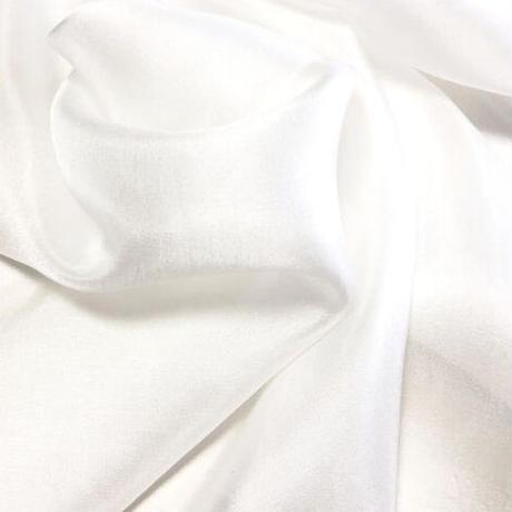 正絹羽二重 8匁 糊無 巾約88cm×長さ約50cm