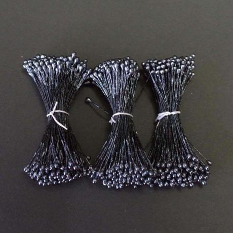 パールペップ0.5号 (3束/1袋) 黒