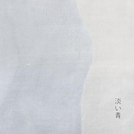 【訳あり品】 染羽二重4匁 彩り6色セット 約20cm×約44cm (6色×各1枚)