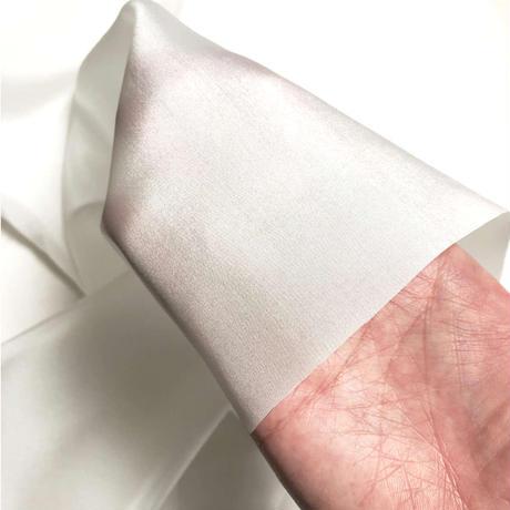 正絹羽二重 10匁 糊無 巾約88cm×長さ約100cm