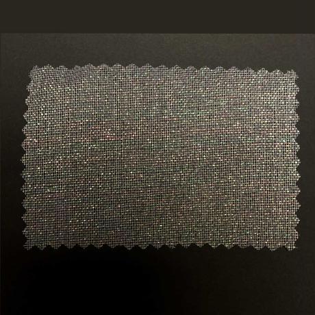 プリズム メッシュ固糊 パール  巾約100cm×長さ約100cm
