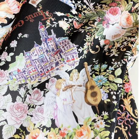 【インナー】ビスコラピア半袖【ガーデンコンチェルト】8335