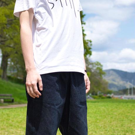 「still. 」Tシャツ / ホワイト
