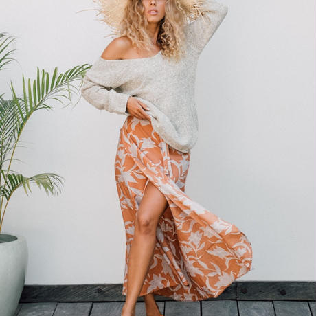 Lily Wrap Skirt