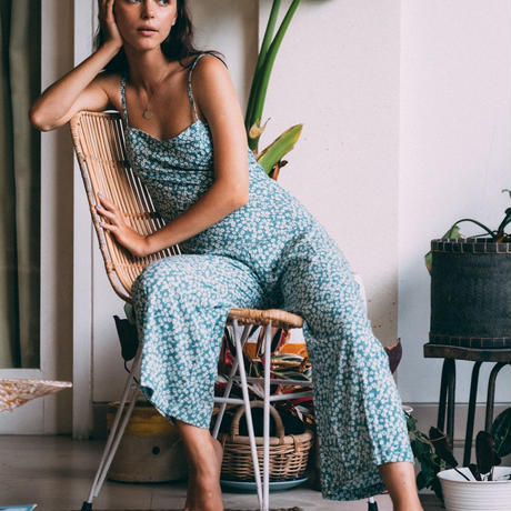 Daisy Love/Jump Suit