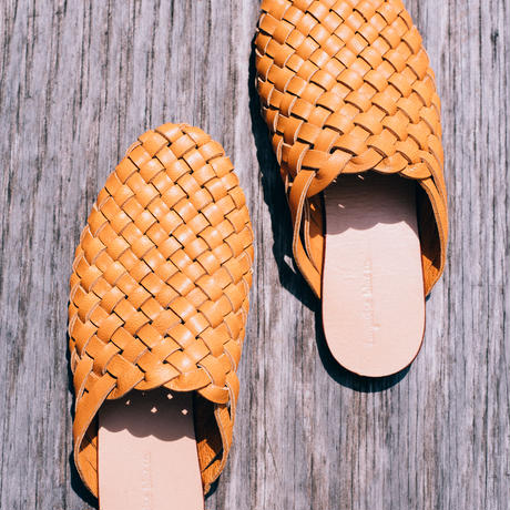TBC Select / Woven Sandal by Mila The Label