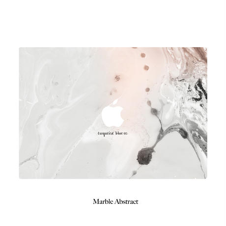 TBC Abstract Collection Macbook Cover -Marble Abstract-