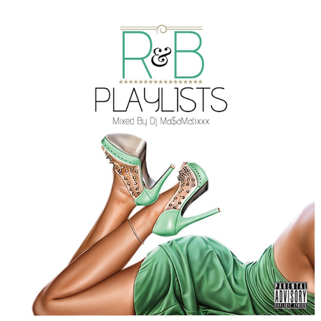RACY BULLET (DJ MASAMATIXXX)「R&B PLAYLISTS vol.2」